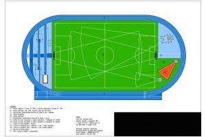 Będzie przebudowa stadionu w Kartuzach. Powstanie certyfikowany stadion lekkoatletyczny i piłkarski dostępny dla wszystkich