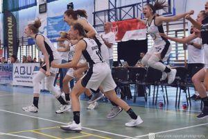 Bat Kaszuby w finale mistrzostw Polski  U16. W niedzielę mecz o złoto z MUKS Poznań