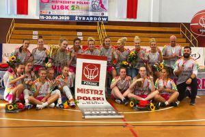 Bat Kaszuby zdobył mistrzostwo Polski kadetek w koszykówce