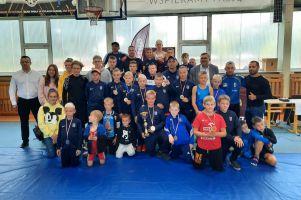 Zapaśniczy Puchar Kaszub w Kartuzach 2020 padł łupem gospodarzy z Cartusii