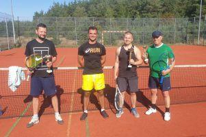 Michał Woźniak wygrał turniej tenisa ziemnego Orlik Open w Kamienicy Królewskiej 2020
