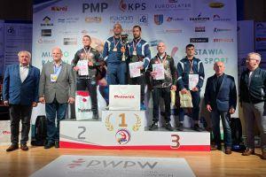 Gevorg Sahakyan ponownie mistrzem Polski. Aleksander Mielewczyk i Nikodem Drewa z medalami MP