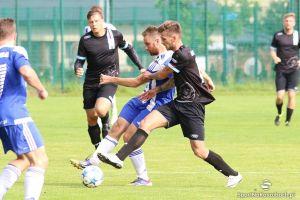 Lech II Poznań - GKS Przodkowo 0:3 (0:3). Trzy bramki w 10 minut dały pewne zwycięstwo ekipie z Kaszub