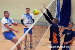 Volley Kiełpino pierwszym liderem Żukowskiej Ligi Siatkówki