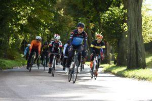 Ponad 150 kolarzy pojechało w wyścigu Cyklo Kartuzy