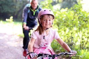XCross MTB Żukowo 2016 - zdjęcia z trasy i mety rowerowych wyścigów dorosłych, dzieci i rodzin
