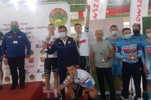 Zawodnicy Cartusii Kartuzy zdominowali Mistrzostwa Polski LZS w Kolarstwie Torowym