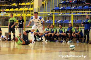 Mecz We - Metu z Widzewem Łódź w I lidze futsalu przełożony