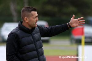 GKS Przodkowo ma nowego trenera. Łukasz Kowalski objął beniaminka III ligi