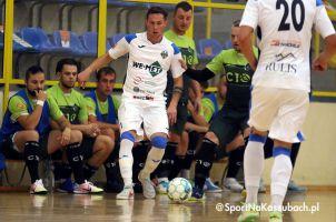 We - Met Futsal Club - Legia Warszawa. Beniaminek powalczył, ale górą był faworyt