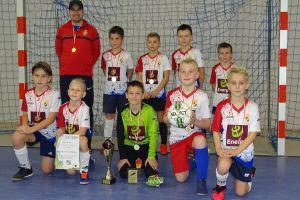 Turnieje Kiełpino Cup 2020/2021 zainaugurowane. Roczniki 2011 i 2013 rozpoczęły nową edycję