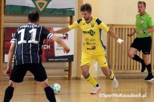 KS Gniezno - We - Met Futsal Club. Hat - trick Dobka dał trzy punkty beniaminowi