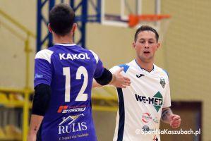 We - Met Futsal Club - Futsal Szczecin. Niemiła niespodzianka w