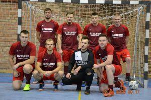 Żukowska Liga Futsalu. Siedem drużyn z kompletem punktów po dwóch kolejkach