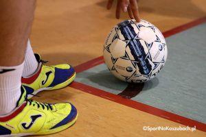 Amator Kiełpino i GKS Budmax Żukowo zagrają w II Pomorskiej Lidze Futsalu