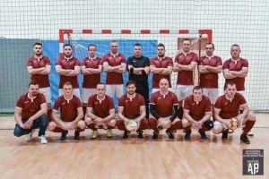 Kościerska Halowa Liga Piłki Nożnej Zbudowani z Repiński.pl rozpoczęła rozgrywki 2020/2021