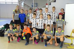 Gowidlino znów najlepsze w turnieju halowym juniorów Kiełpino Cup
