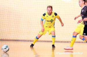 We - Met Futsal Club - Futbalo Białystok. Gospodarze przełamali się we własnej hali