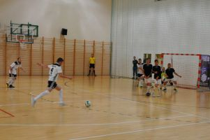 Kościerska Halowa Liga Piłki Nożnej po drugiej kolejce