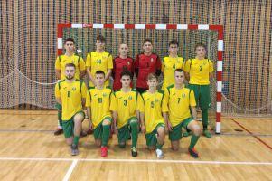 SMS We - Met nie zagra w finale Młodzieżowych Mistrzostw Polski w Futsalu