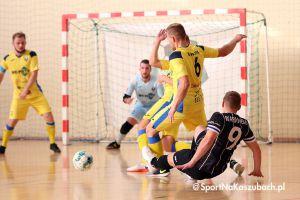 KS Futsal Piła - We - Met Futsal Team. Porażka na zakończenie pierwszej rundy I ligi