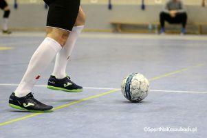 Mecz na szczycie I ligi i inne spotkania dziś w Żukowskiej Lidze Futsalu