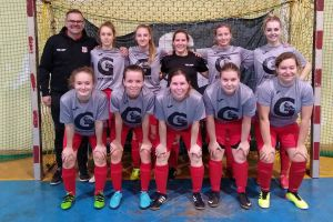Amator przegrał mecz na szczycie, pierwszy punkt GKS-u w II lidze futsalu