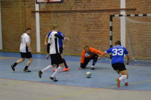 Czarna niedziela dla liderów Żukowskiej Ligi Futsalu