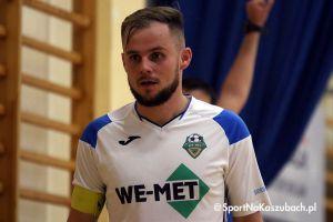AZS UG Gdańsk - We - Met Futsal Club. Nieskuteczna pogoń gości i triumf faworyta