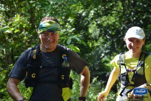 Kaszubska Poniewierka 2016. Pokonali biegiem i marszem 100 km z Wieżycy do Sopotu
