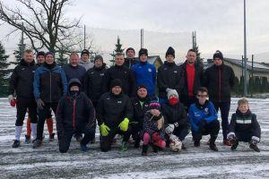 Świąteczny mecz na zakończenie i rozpoczęcie roku na orliku w Przodkowie