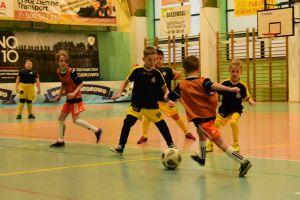 Ruszył cykl Zimowych Turniejów Piłkarskich w Przodkowie. Gospodarze najlepsi w roczniku 2012