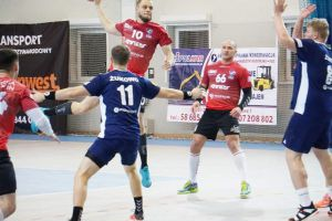 SPR GKS Autoinwest drugi w Turnieju Piłki Ręcznej Seniorów w Żukowie