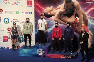 Gevorg Sahakyan otworzył sezon zwycięstwem w Grand Prix Zagreb Open