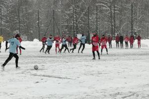 Cartusia 1923 Kartuzy rozegrała pierwszy sparing w tym roku. Pokonała Kaszubię Kościerzyna