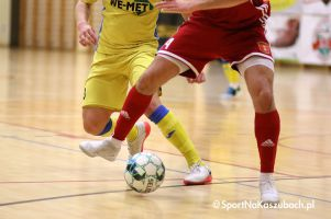 Amator i We - Met grają w ten weekend mecze 1/32 Pucharu Polski w Futsalu