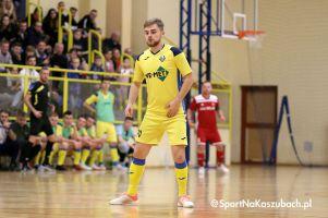 UKS Orlik Mosina - We - Met Futsal Club. Zespól z Kaszub odpadł z Pucharu Polski
