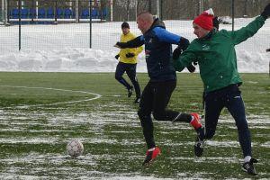 Cartusia, Radunia II, Sierka, Sporting oraz zespoły A i B klasy zagrały kolejne sparingi