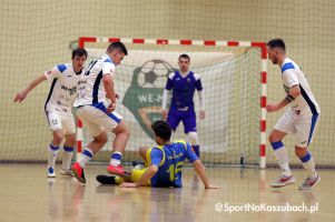 Widzew Łódź - We - Met Futsal Club. Najwyższa porażka w historii klubu z Kamienicy
