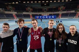 Lekkoatleci GKS-u Żukowo dobrymi wynikami na zawodach w Słupsku zakończyli bardzo udany sezon