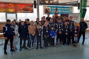 Zapaśnicy Cartusii i Moreny najlepsi w Mistrzostwach Wybrzeża Kadetów i Juniorów w Zapasach w Kartuzach