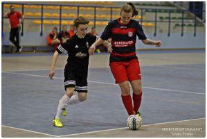 Amator Kiełpino wygrał z Michaelem, GKS Żukowo przegrał z Hanzą w II lidze futsalu