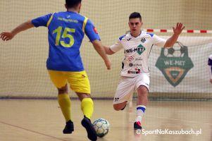 We - Met Futsal Club - Dragon Bojano. Smoki znów lepsze w pierwszoligowych derbach Kaszub