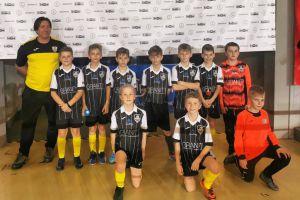 APK Jedynka Kartuzy tuż za podium w finale turnieju Pomorski Futsal Cup w Bydgoszczy