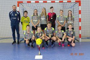 Niespodziewane zwycięstwo młodszych piłkarzy Amatora w turnieju Kiełpino Cup 2007