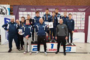 Kadeci Cartusii i Moreny rozpoczęli sezon od sześciu medali w Pucharze Polski w Warszawie