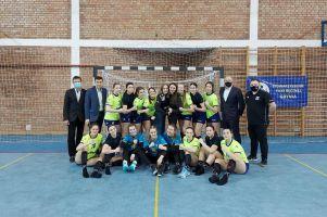 Szczypiornistki zagrały w Żukowie ćwierćfinał Mistrzostw Polski Juniorek w Piłce Ręcznej
