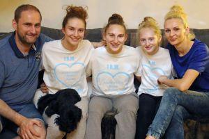 Rodzina Makurat z Sierakowic i miłość do koszykówki. Tata działacz, mama trenerka, a każda z trzech córek to inna, ale świetna zawodniczka