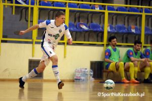 Legia Warszawa - We - Met Futsal Club. Pewne zwycięstwo faworyta w meczu I ligi