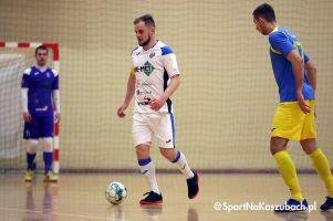 We - Met Futsal Club - KS Gniezno. Pechowy remis z ostatnim zespołem w tabeli I ligi